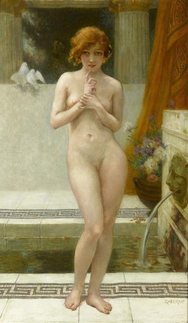 Guillaume Seignac, 'Mutine', 1816-1918,  M.S. Rau Antiques