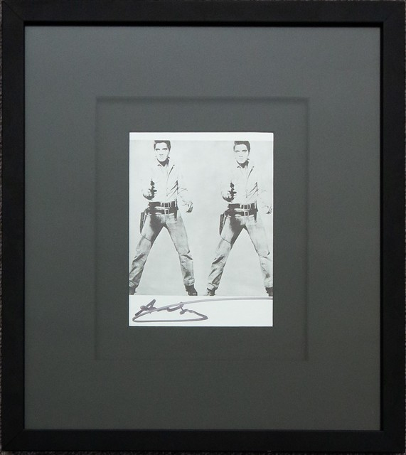 Attributed to Andy Warhol, 'Double Elvis', Unknown, Belgravia Gallery