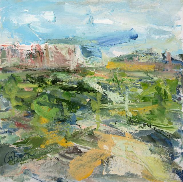 , 'Mesa Moment,' 2018, Cerulean Arts