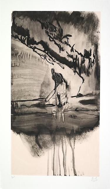 , 'Cricket (Paragrand),' 2013, Galerie Maximillian