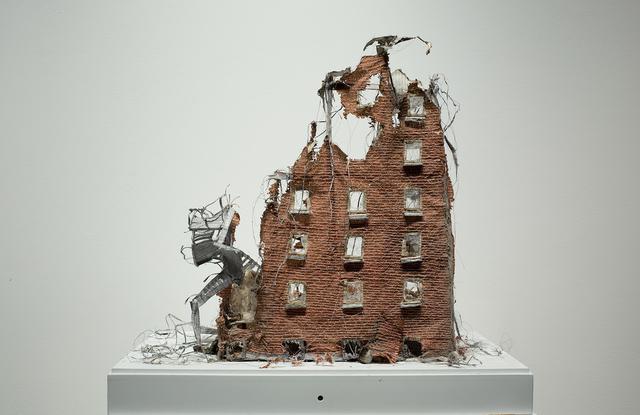 , 'Résistance,' 2017, Art Mûr