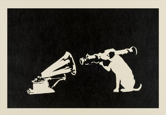 Banksy, 'HMV', 2004, Forum Auctions