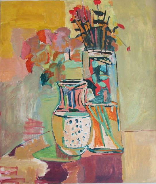 , 'Flowers in Sunlight,' , Desta Gallery