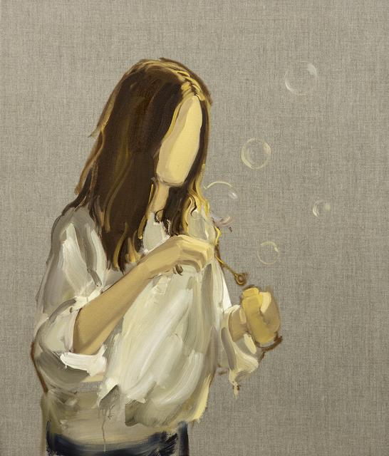 , 'Bubbles,' 2018, Hosfelt Gallery