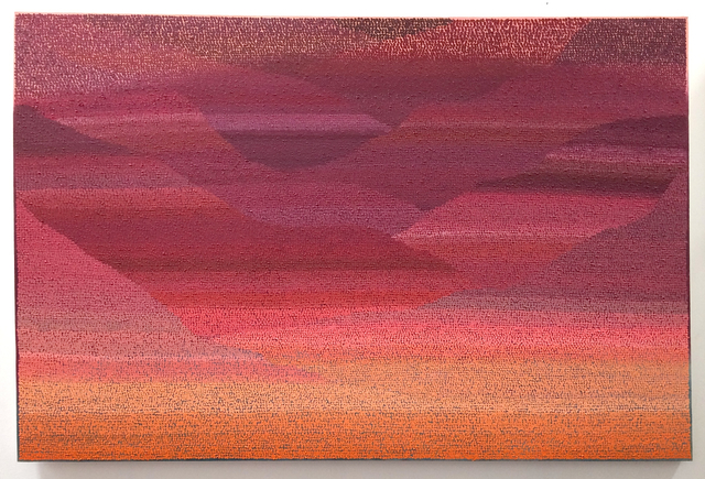 , 'Molly Blue,' 2017, Richard Heller Gallery
