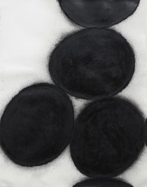 Donald Sultan, 'Six Black Eggs', 1989, Phillips