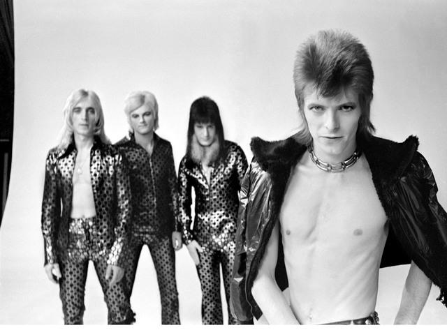 , 'Bowie with Spiders, Jean Genie Music Video,' 1972, TASCHEN