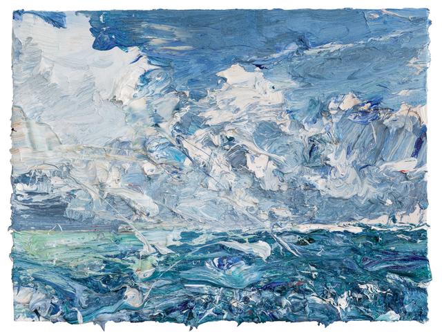 , 'Sea No.5,' 2017, Contemporary by Angela Li