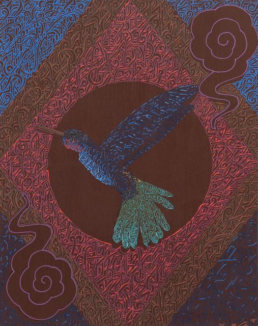 , 'The Soloist,' 2018, Blue Rain Gallery