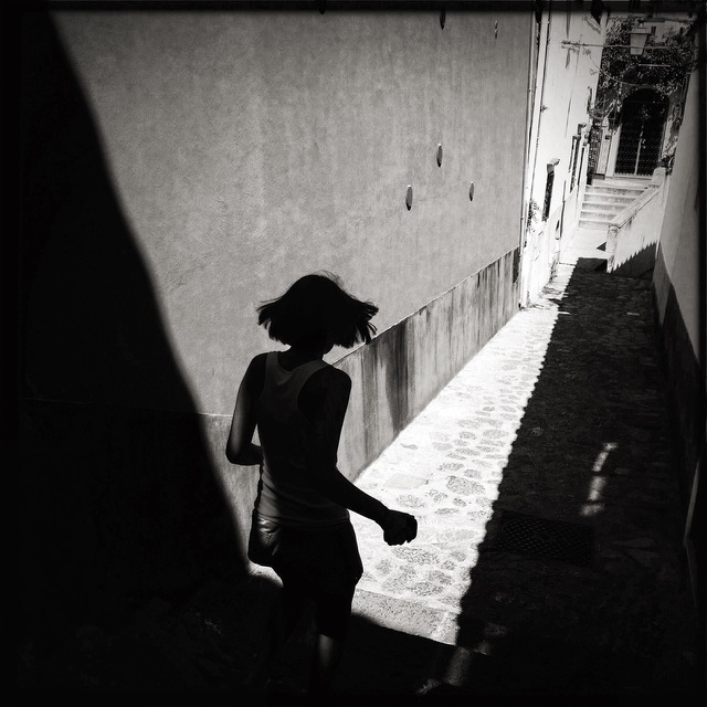, 'Stairs,' 2015, ILEX Gallery
