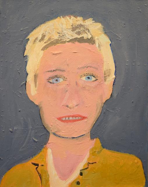 Gary Peabody, 'Ellen', 2016, Fountain House Gallery