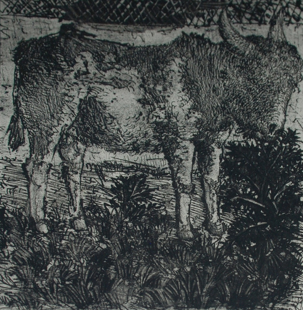 Pablo Picasso, 'L'Ane (The Donkey)', 1936, John Szoke