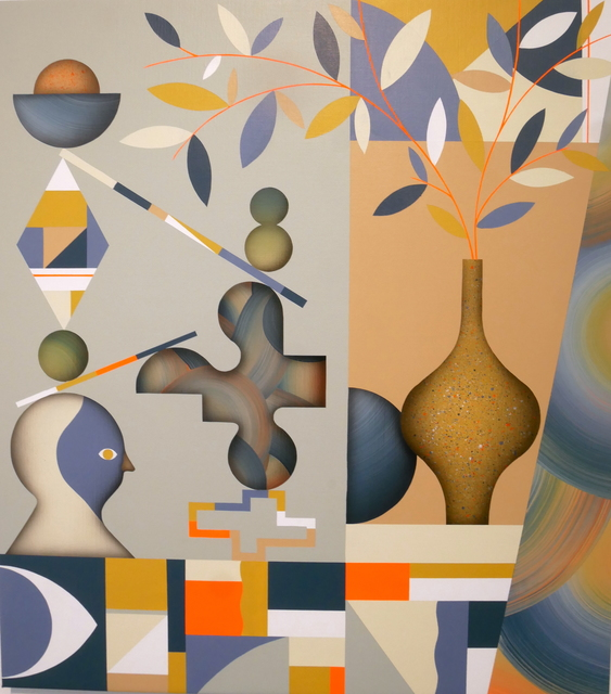 , 'Segment 9,' 2018, Urban Spree Galerie