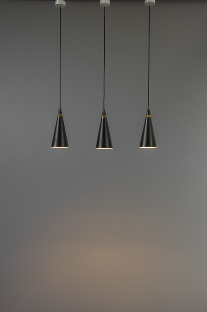 , 'Set of 3 ceiling lights 215,' 1956/1957, Galerie Pascal Cuisinier