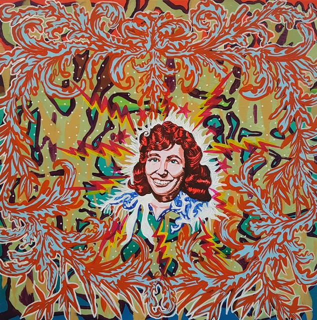 , 'The Unbridled Joy of Loretta Lynn,' 2016, Ro2 Art