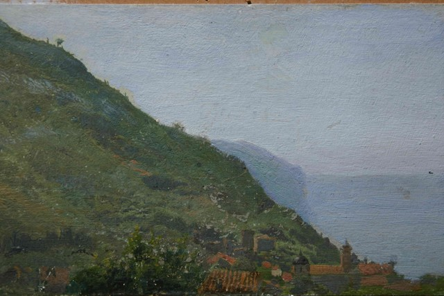 , 'Italy,' 1873, Vassily Polenov Fine Arts Museum and National Park