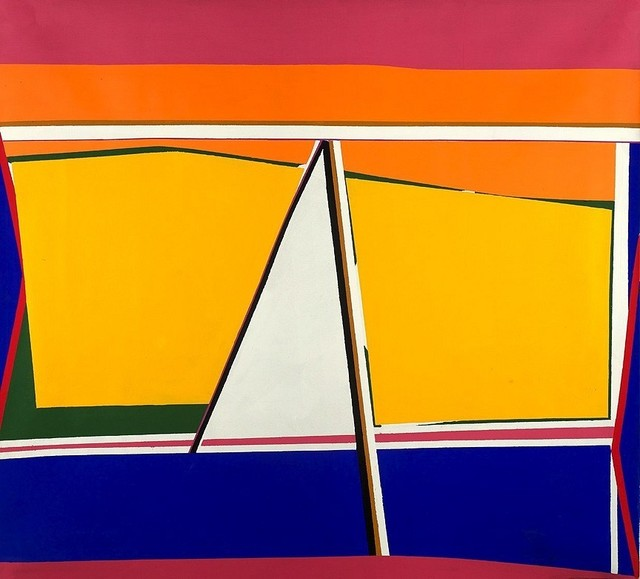 , 'Untitled,' 1963, Adelson Cavalier Galleries