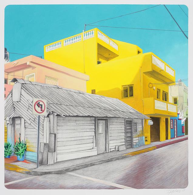 Duvian Montoya, '#IslaMujeres3', 2017, Garvey | Simon