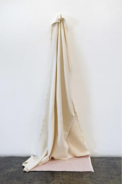 , 'Canvas Drape,' 2016, Shoshana Wayne Gallery