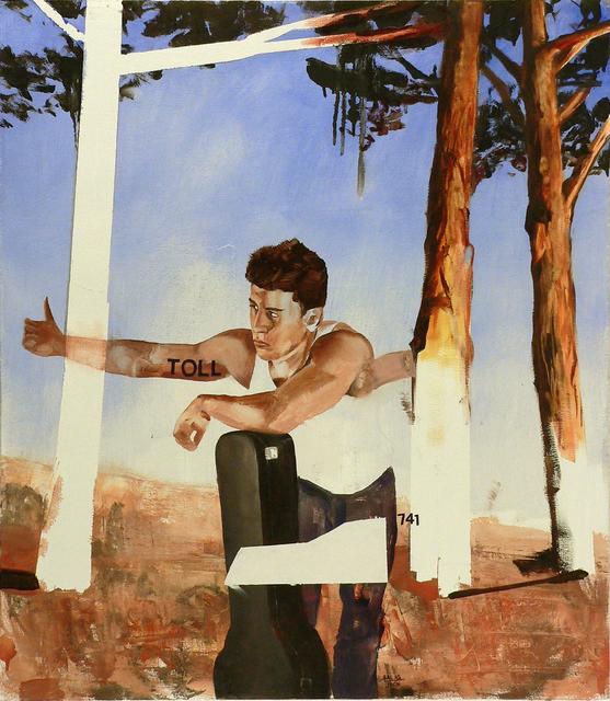 Jack Balas, 'TOLL', 2012, William Havu Gallery