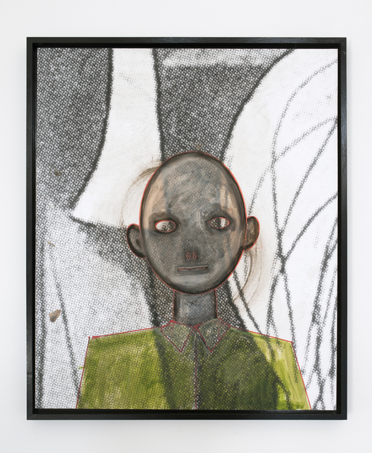 , 'A.O. D4,' 2016, Albert Baronian