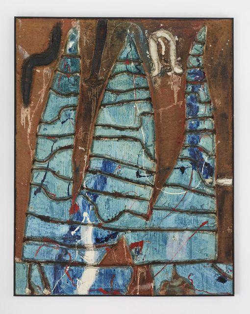 , 'Work,' 1963, Lévy Gorvy