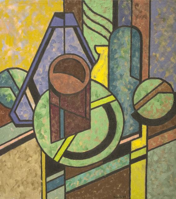 , 'Still Life II,' 1989, Caldwell Gallery Hudson