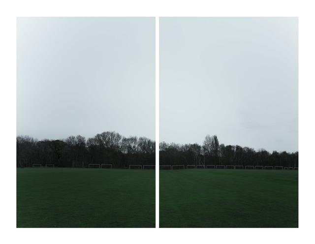 , 'Goals,' 2018, Hans Alf Gallery