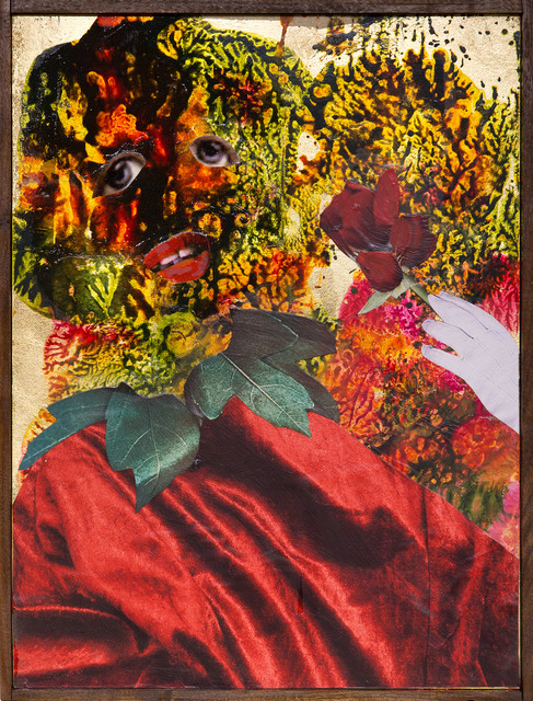 , 'The Lady of Roses,' 2019, PRAZ-DELAVALLADE