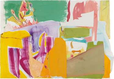 Amy Sillman, 'Untitled,' 2005, Phillips: New Now (February 2017)