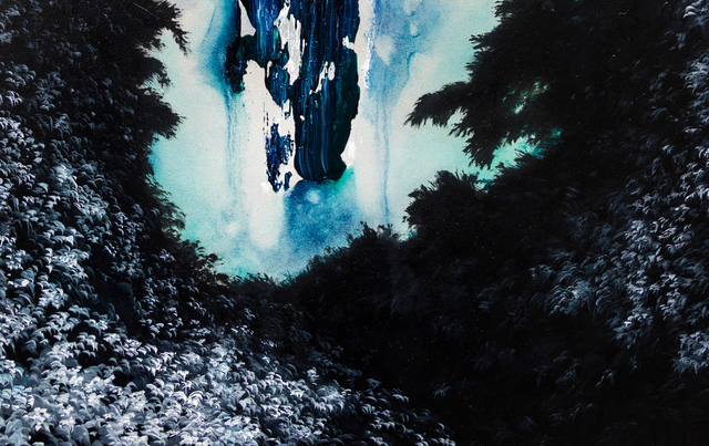, 'g 8 11 d,' 2017, Massey Lyuben Gallery