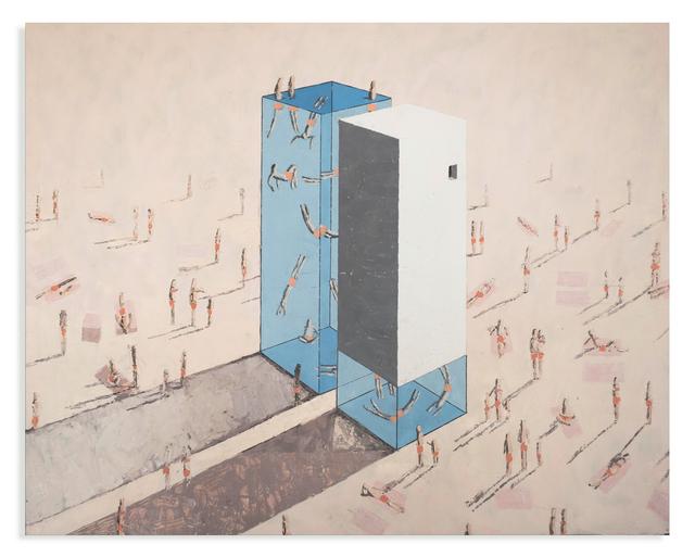 Eddie K., 'Pools T 61 Villa T 2', 2019, Uprise Art