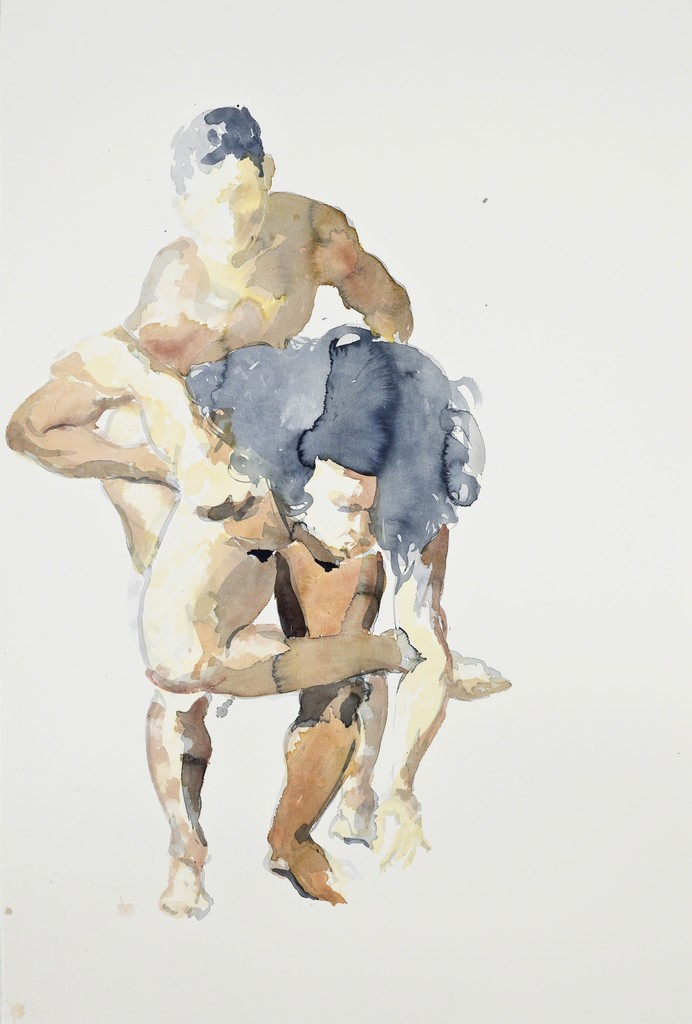 Eric Fischl, 'Untitled,' 2009, KM Fine Arts