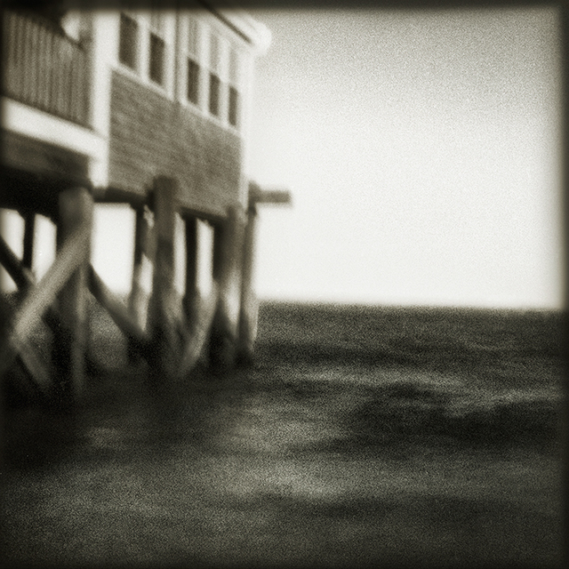 , 'High Tide, Provincetown,' 2018, Rice Polak Gallery