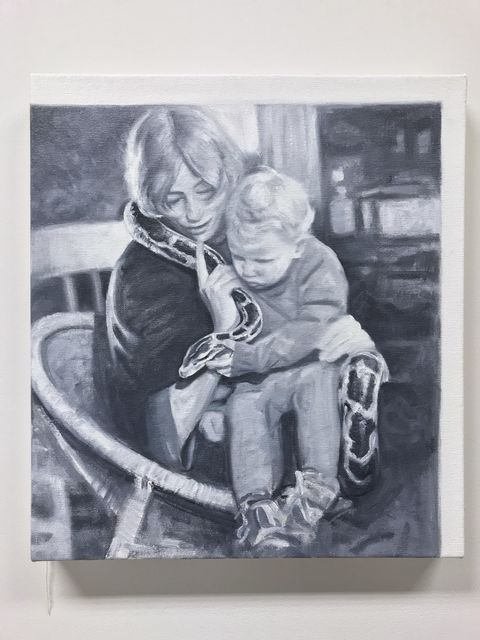 , 'Madonna & Child ,' 2017, SILAS VON MORISSE gallery