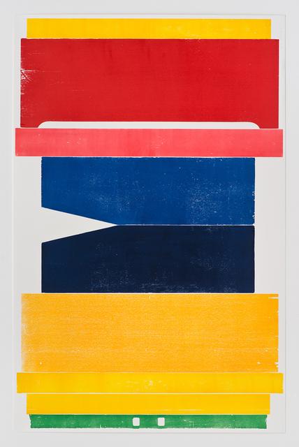 , 'Piano,' 2013, David Kordansky Gallery