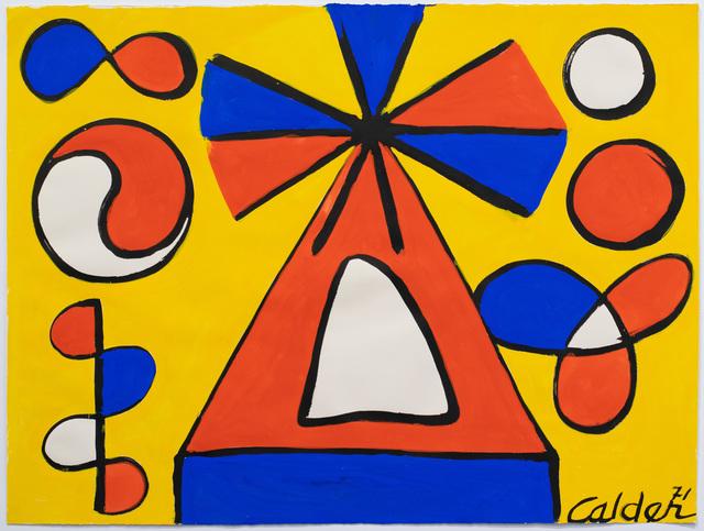 , 'Windmill,' 1971, Hollis Taggart