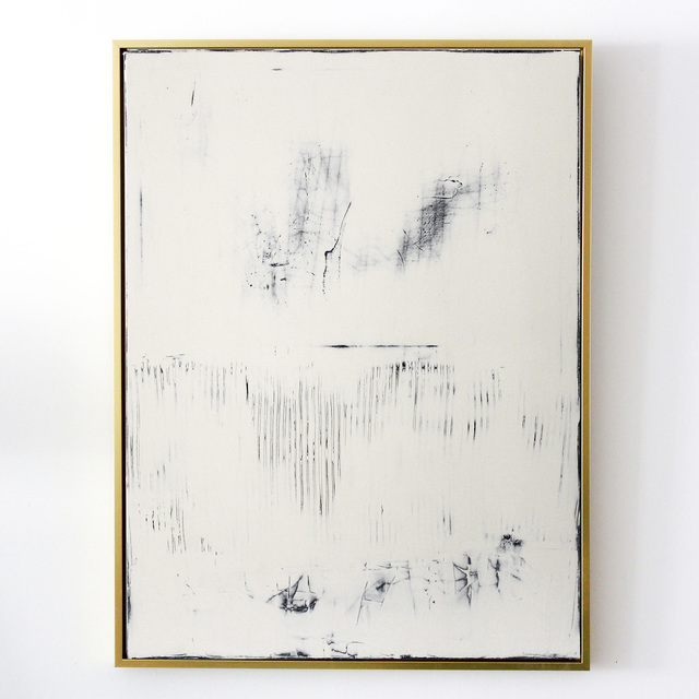 """Jacqueline Jandrell, ' """"Vigor""""  compound joint spray paint on canvas', 2020, Painting, Compound joint spray paint on canvas, Wallspace"""