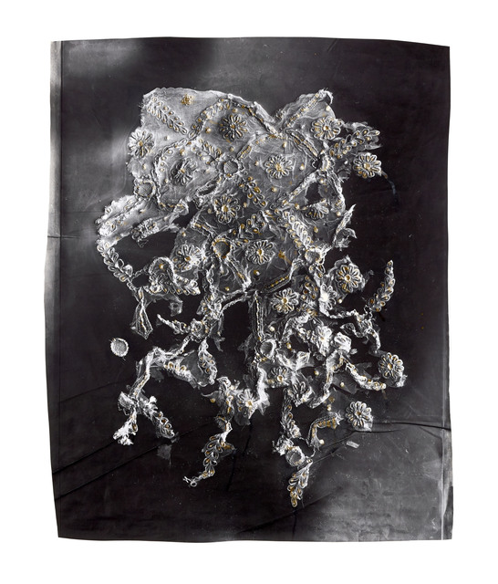 , 'Standing in Velvet Water (2),' 2018, Von Lintel Gallery