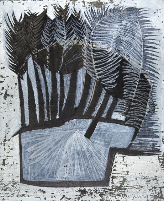 , 'Folhas,' 1955, Galeria Frente