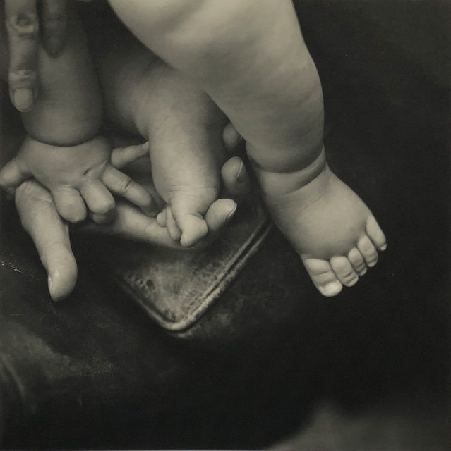 Yoshihiko Ueda, 'Hanna, Hands and Feet', 1998, Stubbs Fine Art
