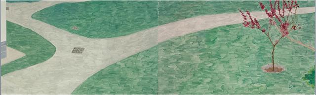 , 'Road, flower 路,春花 ,' 2010, Shanghai Gallery of Art