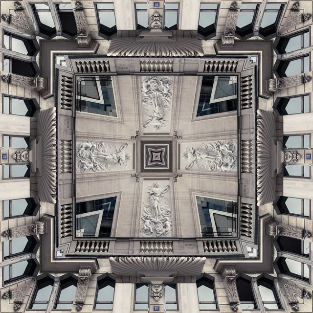 , 'Les Logement Imaginaires - IX Arrondissement,' 2017, Bugno Art Gallery