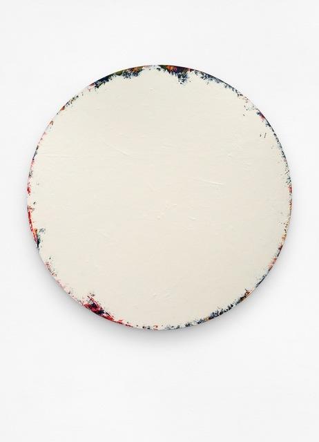 , 'Weiß (1),' 2016, Galerie Jochen Hempel