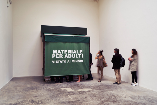 , 'The Subjects (Installation view),' 2015, 56th Venice Biennale