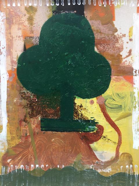 , 'The Sound of Growing 生長的聲音,' 2018, Sin Sin Fine Art