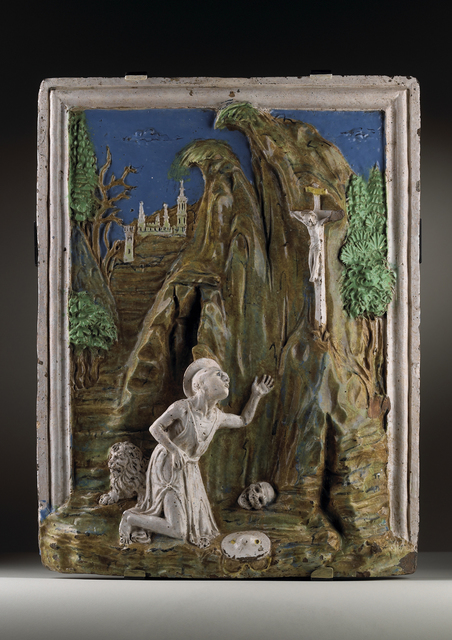 , 'Saint Jerome in the Wilderness ,' 1510-1515, Tomasso Brothers