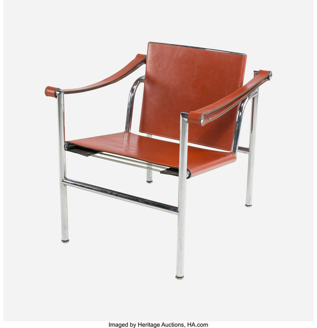 Charlotte Perriand | LC1 Chair (1928) | Artsy