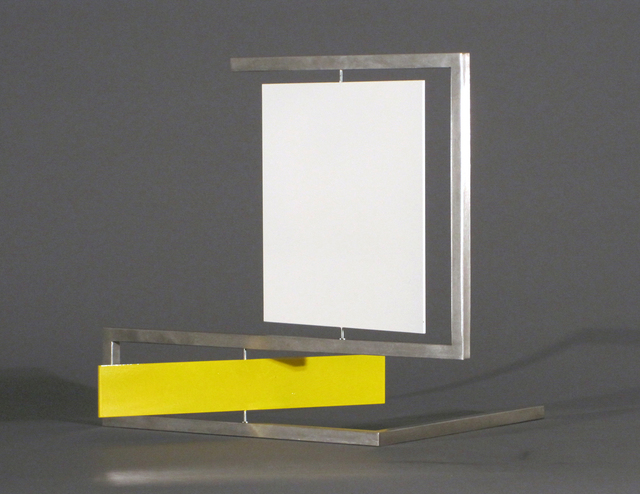 , 'White Square Yellow Rectangle,' 2011, Taylor | Graham