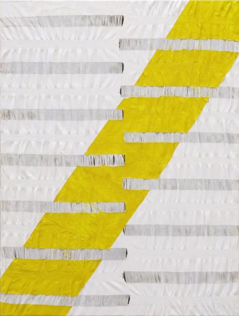 , 'Trama vinte e seis,' 2015, Galeria Leme